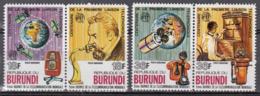 Burundi PA 441 à 444 ** - Burundi