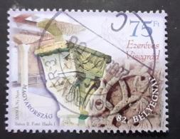 Hongrie > 2001-10 > Oblitérés N° 4333 - Ungheria
