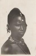 N14- ETHNIQUES ET CULTURES - A.O.F. - HAUTE VOLTA - FEMME TOUCOULEURS - (EDITEUR LATTES & Cie DAKAR - 2 SCANS) - Burkina Faso