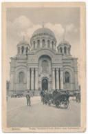 Z80.  KOWNO - Kaunas - Evangl. Garnison-Kirche… - 1917 - Litouwen