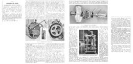 CHANGEMENT De VITESSE Pour MOTOCYCLES Et VOITURETTES AUTOMOBILES  1899 - Vervoer