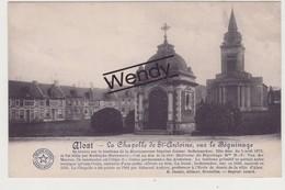 Aalst (la Chapelle De St. Atoine Sur Le Béguinage) - Aalst