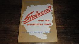 STALINGRAD_____ BOX : E - 1939-45