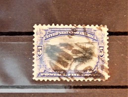 USA US - SCOTT#297 Used - Used Stamps