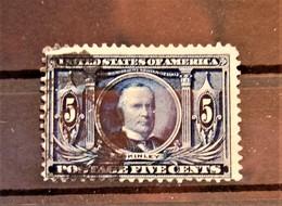 USA US - SCOTT#326 Used - Used Stamps