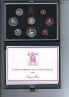ENGELAND PROOFSET 1983 - 1971-… : Monnaies Décimales