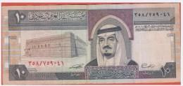 BILLET - ARABIE SAOUDITE - 10 Riyals De 1983 - Pick 23 - Saudi-Arabien