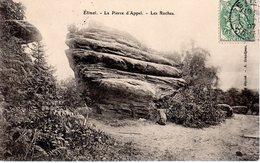 ETIVAL  -  La Pierre D' Appel  -  Les Roches - Etival Clairefontaine