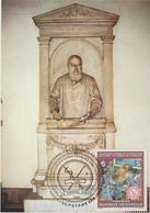 Carte-Maximum AUTRICHE N° Yvert 1899 (CHIRURGIE - Pr BILLROTH) Obl Sp Ill 1er Jour - Cartes-Maximum (CM)