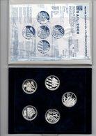 NEDERLAND SAIL AMSTERDAM 2000 ZILVER PROOF SAILFLORIJNEN SCHEPEN TOPIC SHIPS - [ 6] Monedas Comerciales
