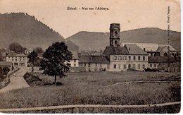 ETIVAL  -  Vue Sur L' Abbaye - Etival Clairefontaine