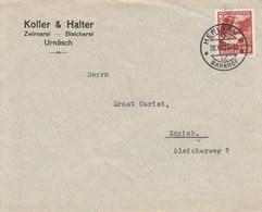 Pro Ju Mnr 283, Urnäsch, Herisau, Zürich - Covers & Documents