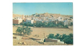 Cpm - Algérie -  Ghardaïa - Vue Générale Sur Bounoura - REAR - Ghardaia