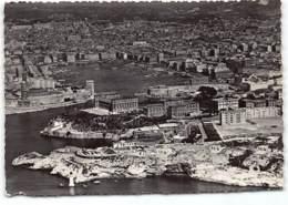 MARSEILLE -  Vue Aerienne De Marseille, Le Vieux Port .  Edit Espigue. - Marseille