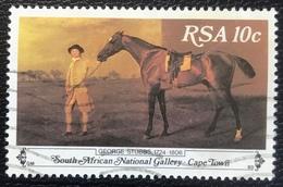RSA - Republic Of South Africa - Republiek Van Suid-Afrika - (o) Used - Ref 14 - 1980 - 50 Jaar Nationale Galerie - África Del Sur (1961-...)