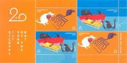 2020. Azerbaijan, Year Of The Rat, S/s, Mint/** - Azerbaïjan