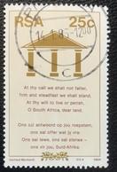 RSA - Republic Of South Africa - Republiek Van Suid-Afrika - (o) Used - Ref 14 - 1984 - Nieuwe Grondwet - África Del Sur (1961-...)