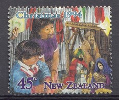Nouvelle-Zélande 1994  Mi.nr.: 1377  Weihnachten  Oblitérés / Used / Gestempeld - New Zealand