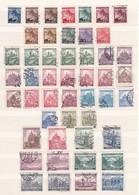 Böhmen Und Mähren - 1939/42 - Sammlung  - Gest./Postfrisch/Ungebr. - Bohemia Y Moravia