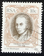 RSA - Republic Of South Africa - Republiek Van Suid-Afrika - (o) Used - Ref 14 - 1984 - Schrijvers - África Del Sur (1961-...)