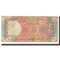Billet, Inde, 10 Rupees, KM:24, TB - Indien