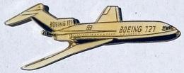 AVION - FLUGZEUG - PLANE - AEREO - BOEING 727 - BLANC - WEISS - BLANCO - BIANCA - WHITE   -  (25) - Avions