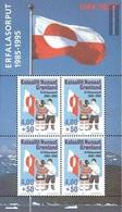 Greenland 1995 Greenland Flag  Mi Nr  9    Unmounted Mint.MNH/** - Groenlandia