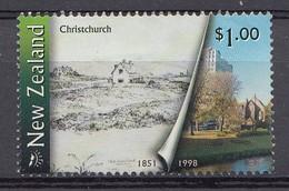 Nouvelle-Zélande 1998  Mi.nr.: 1731 Stadtansichten...  Oblitérés / Used / Gestempeld - New Zealand
