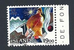 Island, 1988, Mi.-Nr. 695, Gestempelt - 1944-... Republic