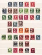 Bayern - 1914/19 - Sammlung - Gest. /Ungebr./Postfrisch - Bayern