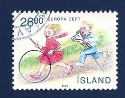Island, 1989, Mi.-Nr. 702, Gestempelt - 1944-... Republic
