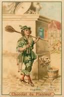 CHROMOS - CHOCOLAT DU PLANTEUR - Old Paper