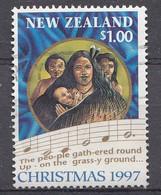 Nouvelle-Zélande 1997  Mi.nr.: 1624  Weihnachten  Oblitérés / Used / Gestempeld - New Zealand