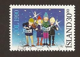 Island, 1990, Mi.-Nr. 737, Gestempelt - 1944-... Republic
