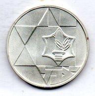 ISRAEL, 1 Sheqel, Silver, Year 1983, KM #127 - Israel