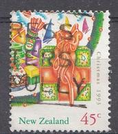 Nouvelle-Zélande 1993  Mi.nr.: 1301  Weihnachten  Oblitérés / Used / Gestempeld - New Zealand