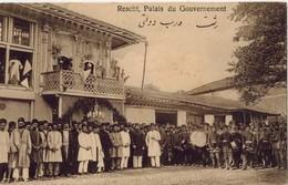 RESCHT   Palais Du Gouvenement - Irán