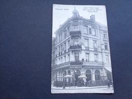"""Belgique  België  ( 3476 )    Anvers   Antwerpen  Café """" Victor Hugo """" - Antwerpen"""
