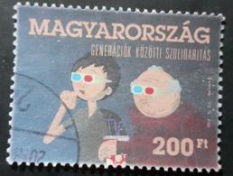 Hongrie > 2012-... > Oblitérés N° - Ungarn