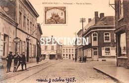 Statiestraat - Berchem - Kluisbergen