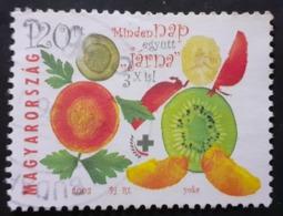 Hongrie > 2001-10 > Oblitérés  N°3911 - Ungheria