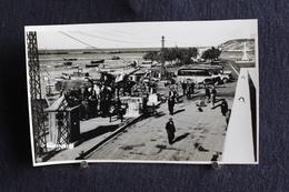 MO 339 - Grèce - Port De L'Ile De Naxos  -  Circulé + - 1960 - Veritable Photo 13x8 Cm - Greece