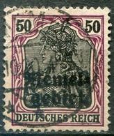 Memelgebiet Klaipeda French Mandate Mi# 7 Gebraucht/used - Germania - Territoires Soumis à Plébiscite