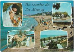 TUNISIE - Vues De La MARSA - Tunisia