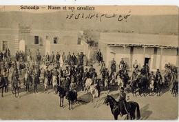 SCHOUDJA   Nizam Et Ses Cavaliers. - Irán