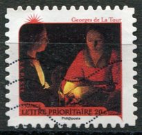 FRANCE AUTOADHESIFS N° 623   (Y&T) (Oblitéré) - Adhesive Stamps