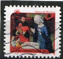 FRANCE AUTOADHESIFS N° 630   (Y&T) (Oblitéré) - Adhesive Stamps