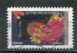 FRANCE AUTOADHESIFS N° 246   (Y&T) (Oblitéré) - Adhesive Stamps
