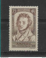 AMPERE   N° 310  **   NEUF SANS CHARNIERE      COTE  45 - France
