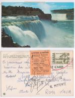 Niagara Falls - America Falls At Prospect Point, Anni 60-70 (rispedito Al Mittente) - Modern Cards
